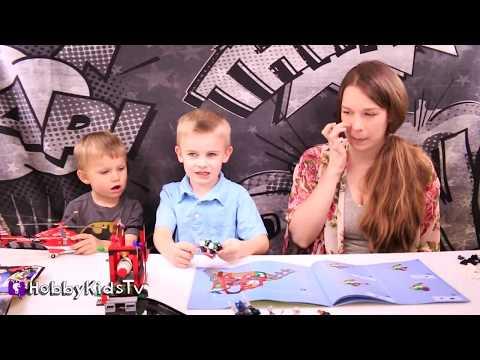 joker lego kit funhouse batman hero set 6857 build. Black Bedroom Furniture Sets. Home Design Ideas