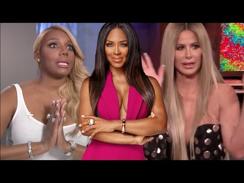 Nene Leakes and Kim Zolciak clap back at Kenya Moore after her Breakfast Club interview