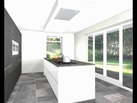 Grando keukens nijmegen voorbeeld ontwerp 5 youtube