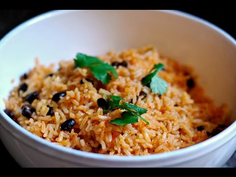 Recipe: Mexican Rice in Rice Cooker