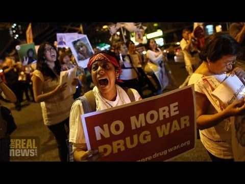 The Connection Between the Drug War In Mexico and Neoliberal Policies