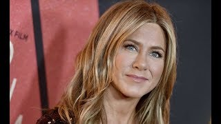 JENNIFER ANISTON JUST CAME OUT AS A WITCH....