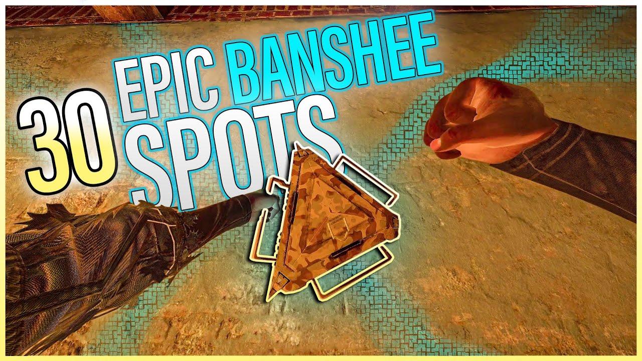 30 STRONG Melusi Banshee Spots | Rainbow Six Siege Tips | Steel Wave