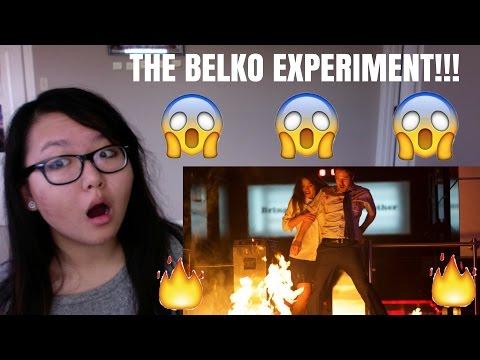 THE BELKO EXPERIMENT TRAILER #2 REACTION!!!
