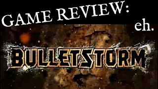 Bulletstorm Review: FPS Revolution?