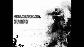 Metal Gear Solid 4 - Soundtrack - Here