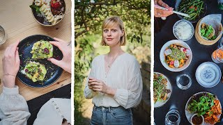 Vegan What I Eąt in a Day: Late Summer in Malmö