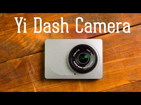 Yi Dash Camera Review - No Longer Good In 2019