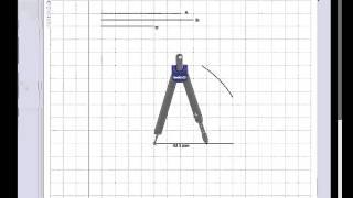 Triángulo conociendo los tres lados