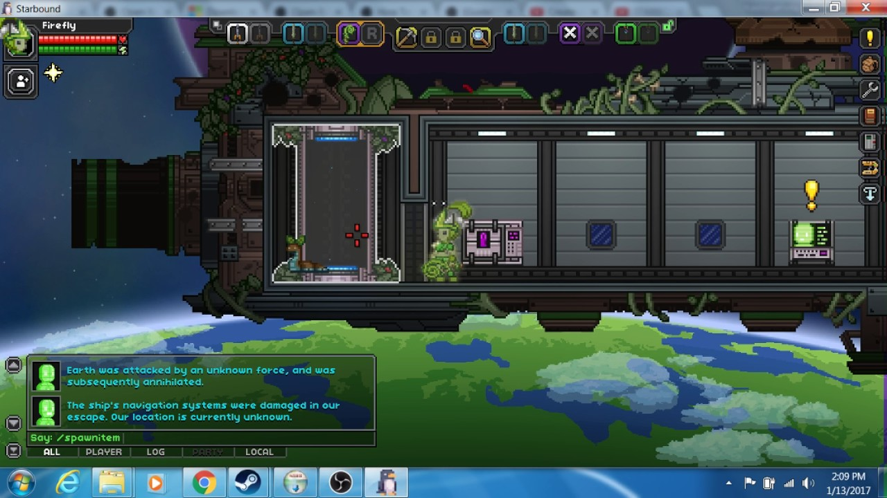 STARBOUND!!! Joining servers
