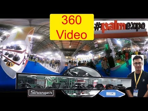 360 Video Of Palm Expo 2019 Watch This At 1080p Quality