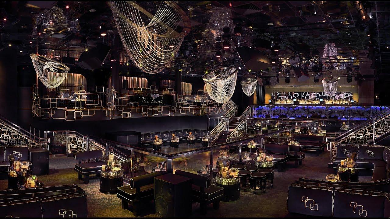 bank nightclub las vegas