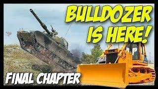 BULLDOZER IS HERE! - Road To WZ-132-1 - World of Tanks WZ-132-1 Gameplay