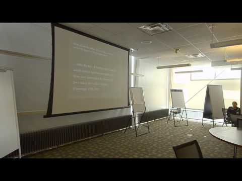 Jos Raadschelders _ Glenn School Colloquium Series