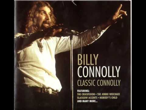 Billy Connolly - The Crucifixion (Standup Comedy)