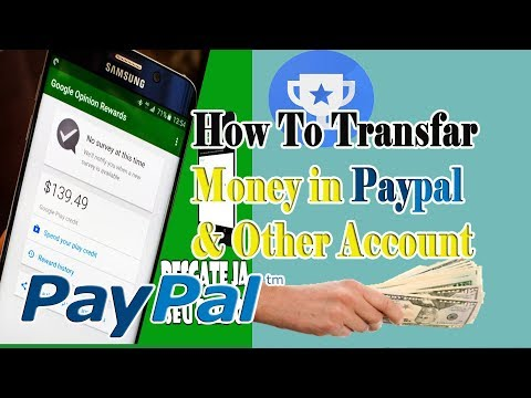 How to Transfar google opinion Reward Money To PayPal or Other Account easy Method 2018