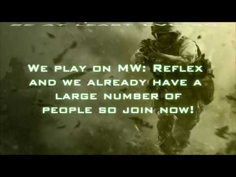 Modern Warfare: Reflex Clan (XiT) - Recruiting