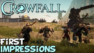"Crowfall In 2020 ""Is It Worth Playing Yet?"""