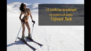 Горные лыжи: как выбрать лучшую модель