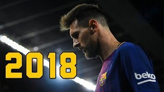 Lionel Messi 2018 ● Magic Dribbling Skills - Amplifier