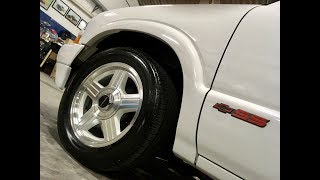 """Projeto #078: Chevy S10 SS LongBed '98 Tribute - The """"LongBed""""."""