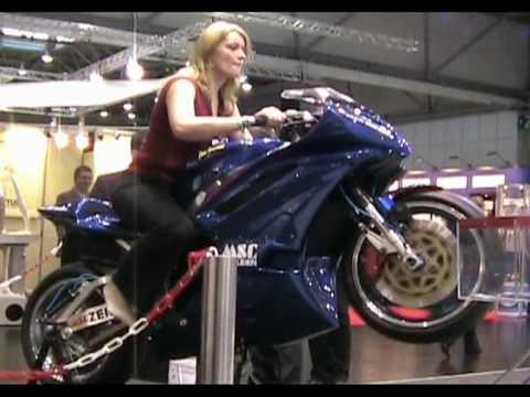 Full Motion Motorbike Simulator Youtube