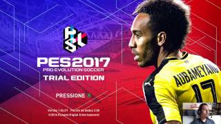 pro Evolution Soccer 2017 Trial Edition - Gameplay - Xbox One