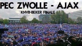 pec zwolle ajax 5 1 knvb beker finale
