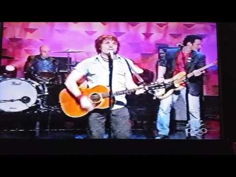 Jesse Malin- Mona Lisa Conan O'Brien July 6th 2004