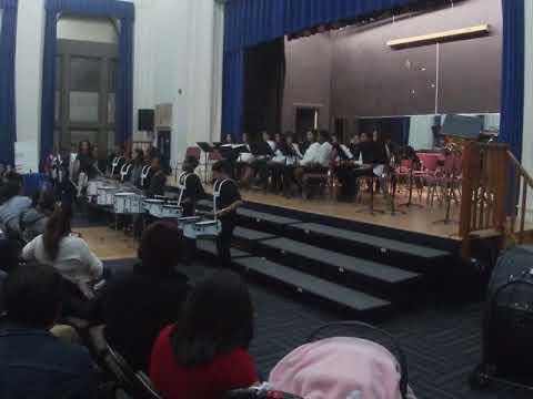 Maxson Middle School Drumline: