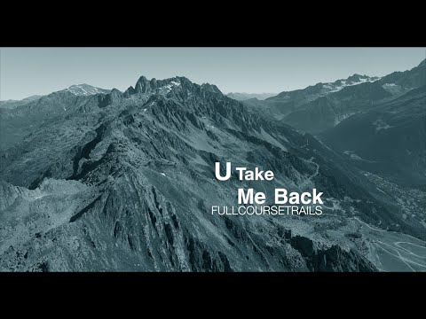 Amazing UTMB from the Sky - Ultra Trail Mont Blanc 2016 Full Course Trails