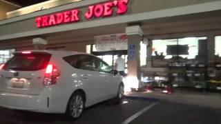 9. Gang Stalking Target Walks into Trader Joe