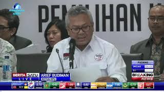 Saksi Koalisi BPN Menolak Tandatangani Hasil Rekapitulasi Pilpres 2019