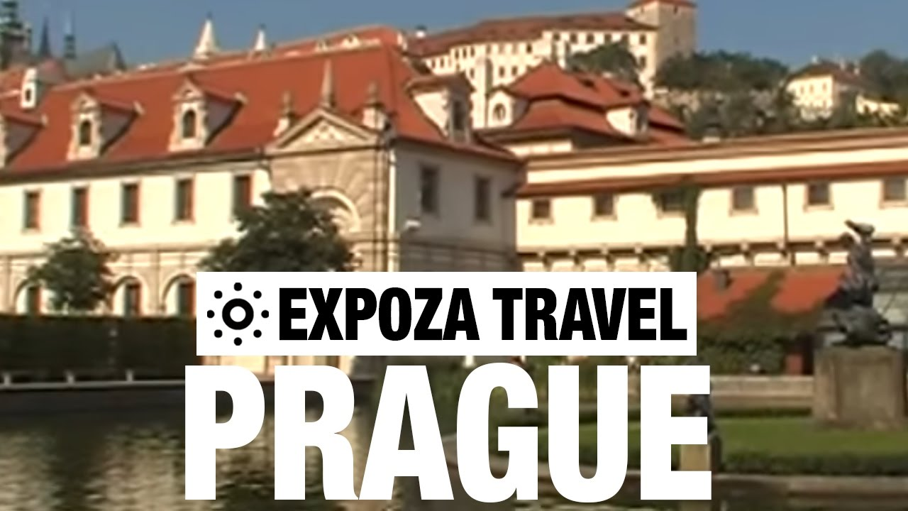 Prague Vacation Travel Video Guide • Great Destinations