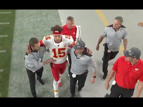 Patrick Mahomes' injury could mean the Madden Curse has struck again