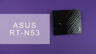 Розпакування Asus RT-N53