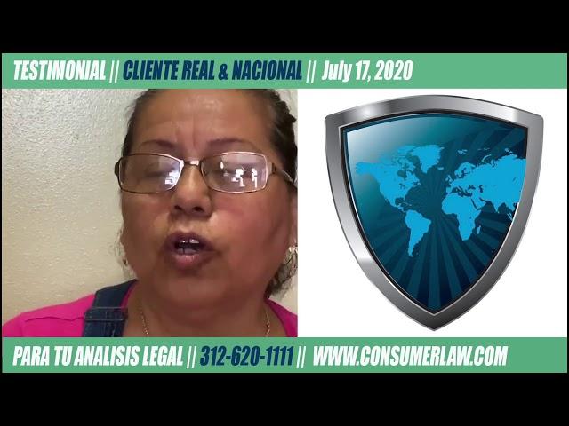 Cliente Real (7/17/20): Hijo Califica para el DACA