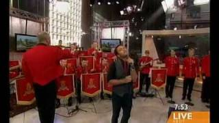 Guy Sebastian Army Band Climb Every Mountain