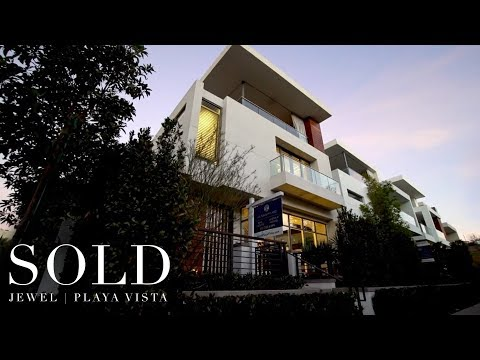 SOLD | Jewel Playa Vista | 5900 S Village Dr