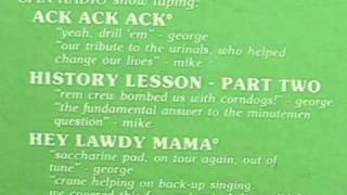 """Minutemen - """"Hey Lawdy Mama"""" live"""