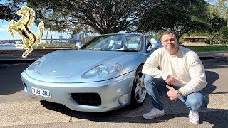 Ferrari 360 Spider - The Budget Supercar of 2019