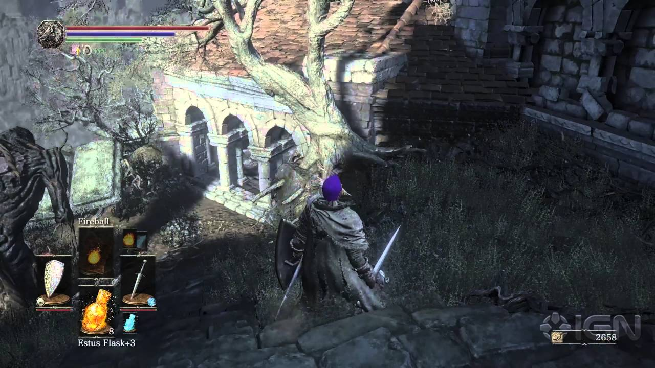 Dark Souls 3 How To Glitch Onto The Roof Of Firelink