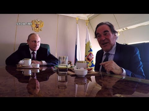 Part 1: Oliver Stone Interviews Putin on U.S.-Russia Relations, 2016 Election, Snowden & NATO