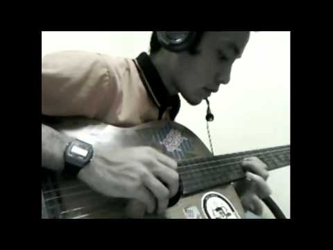 ombak rindu instrumental cover