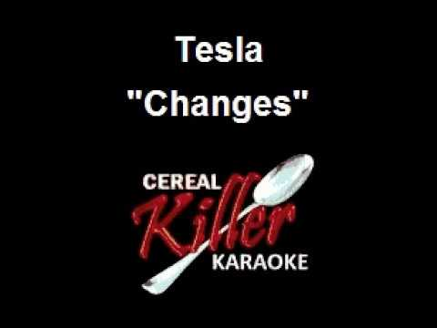 CKK   Tesla   Changes (Vocal Reduction Karaoke)