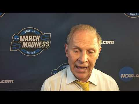 Beilein post Texas Tech