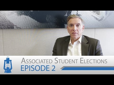 Episode 2: Farmer's Market, A.S. Elections & Interim Vice Chancellor of Research Joseph Incandela