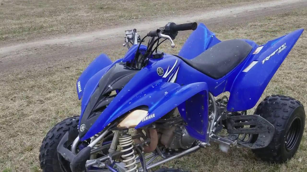 2008 Yamaha Raptor 350 Quad Atv For Sale From
