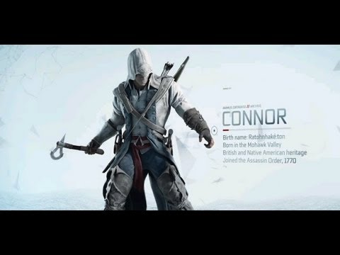 Assassin S Creed 3 Weapons Trailer 1 Youtube