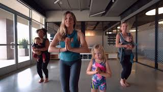 3 MIN WORKOUT MOMMY & ME | KTQ